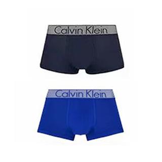 Calvin Klein 菱形系列男士平角2条装