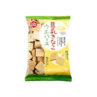 星七豆乳威化饼干