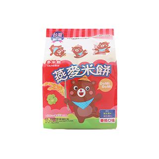 多米熊燕麦米饼番茄