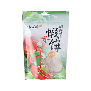 阿民师虾将军海苔味虾饼(膨化食品)