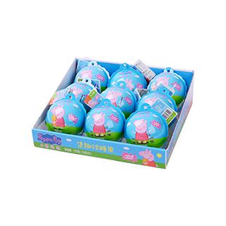 小猪佩奇集趣球糖果