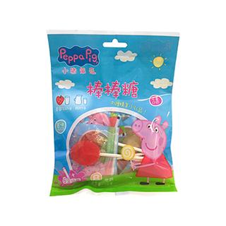 小猪佩奇扁棒糖奶味