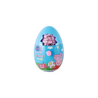 小猪佩奇奇趣冒险蛋奶片糖