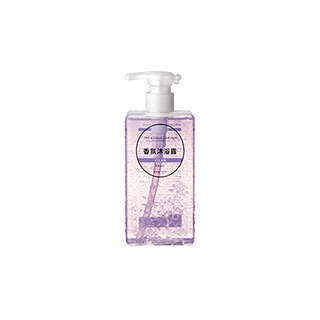 食材花园香氛沐浴露-紫藤依兰