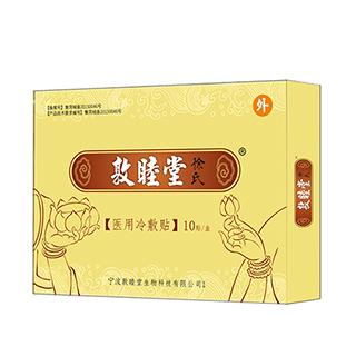 宁波敦睦堂徐氏冷敷贴(10贴/盒)