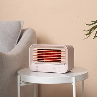 XINGZUAN星钻日式家用桌面暖风机