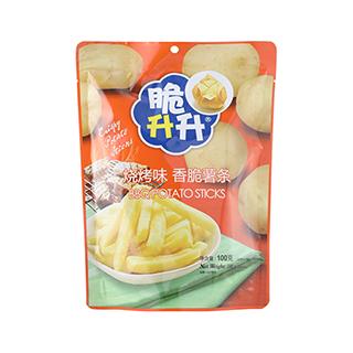 脆升升烧烤味香脆薯条