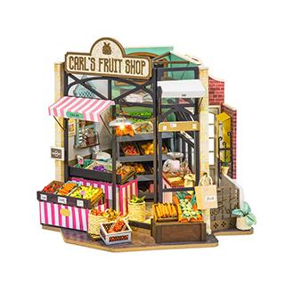 卡尔的水果商店