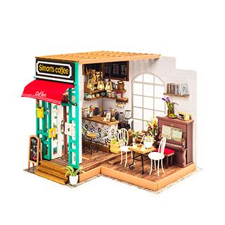西蒙的时光咖啡店