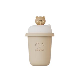 马克迷你便携奶茶暖手宝充电宝-小熊