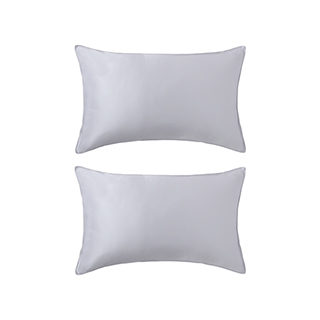 Elizabeth宫廷风奢华真丝枕套(1对装)