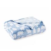 Bell贝尔法兰绒毛毯
