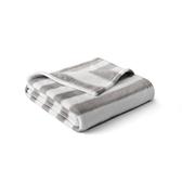 Bell贝尔法兰绒毛毯-条纹款
