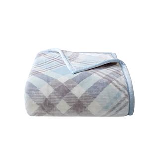 Silas软纤科技双层加厚云柔毯