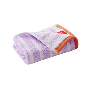 Anita活力炫彩系列全棉加厚方巾