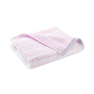 Elin时尚拼色系列柔软全棉面巾