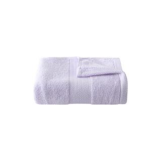 Nita精梳棉提缎素色面巾