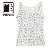 Perfume香水系列蕾丝背心--玫瑰香型