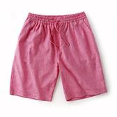 Flax亚麻休闲直筒中裤(女士)