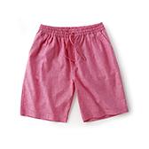 Flax亚麻休闲直筒中裤(大童)