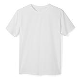 Pima皮马棉男士纯色T恤(圆领)