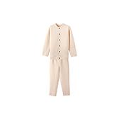 Noel彩棉空气层男童保暖家居服套装