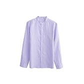 Farris亚麻系列男士长袖衬衫(立领)
