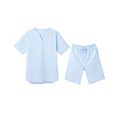 Carry水洗棉系列男士短袖家居服套装