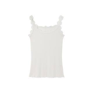 Sofina唯美蕾丝系列真丝棉吊带衫-经典款
