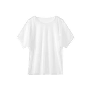 LALA朦胧美薄纱罩衫