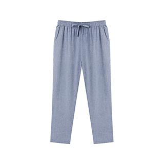 Carrol水洗棉系列休闲长裤-男士