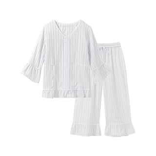 Reiki双层纱家居套装-女士