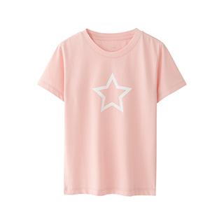 Families亲子系列星星T恤-男士