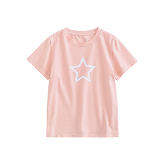 Families亲子系列星星T恤-儿童
