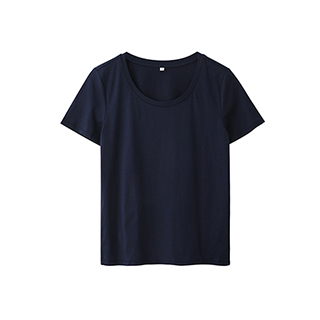[nns]丝光棉基本款圆领T恤 男款