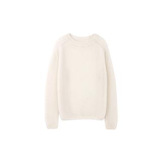 Warm-chic丝柔空气感羊绒衫