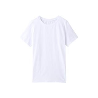 Edwin长绒棉纯色短袖T恤-男士