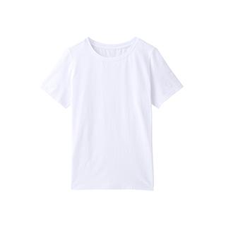 Edwin长绒棉纯色短袖T恤-女士