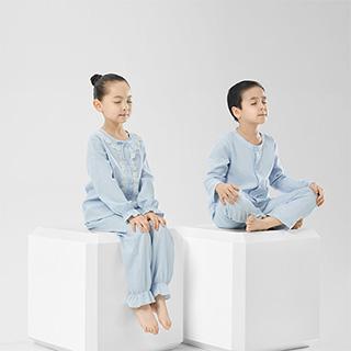 CEPHEUS仙王座软纤科技经典长袖家居服-儿童