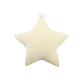 Maura软萌系列绒面抱枕-星星