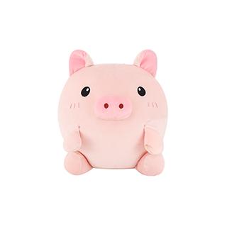 Lovey萌系卡通毛绒公仔-小猪