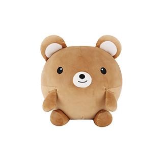 Lovey萌系卡通毛绒公仔-小熊
