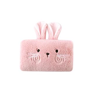Warmth多用电热水袋保护套-小兔
