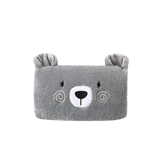 Warmth多用电热水袋保护套-小熊