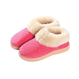 Cosy暖洋洋软底家居暖靴