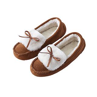 Brock布洛克女士保暖豆豆鞋