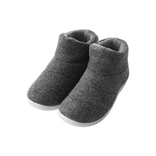 Mayer柔暖毛毡防滑家居暖靴