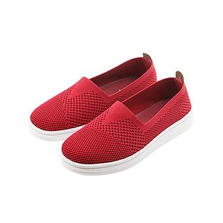 Napier透气网面休闲平底鞋