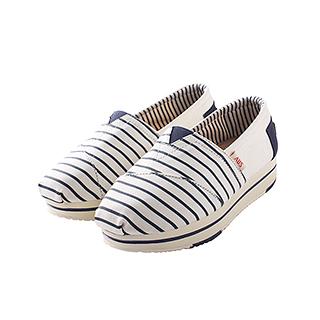 Billie帆布系列轻便增高休闲鞋