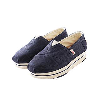 Sammy牛仔布系列轻便增高休闲鞋